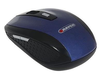 $4.99 RAYGO 2.4 GH WIRELESS 6D OPTICAL MOUSE