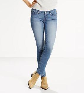 $100 Off $200 Women's Skinny Jeans Sale @ Levis