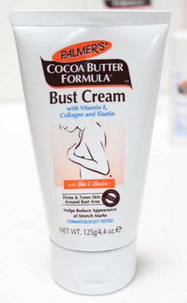 $15.93 Palmer's Cocoa Butter Formula Bust Cream With Vitamin E , 4.4oz (Pack of 3) @ Amazon