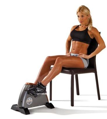 Marcy Cardio Mini-Cycle Exercise Bike, NS-909