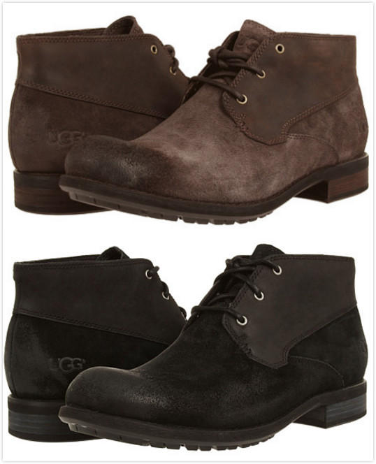 $67.5 UGG Worthing Men's Boots On Sale @ 6PM.com