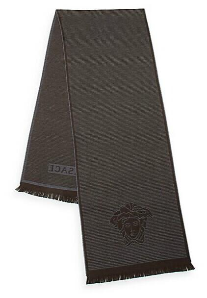 Versace Wool Scarf @ Saks Off 5th