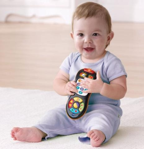 VTech Click and Count Remote @ Amazon