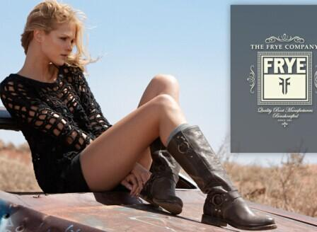 Up to 20% Off + Extra 50% Off Frye Women's Boots @ LastCall by Neiman Marcus