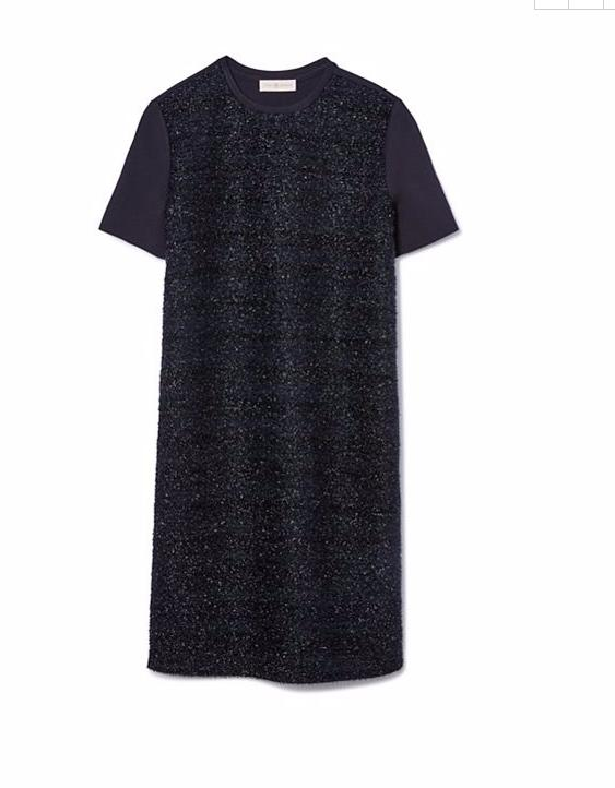 Tory Burch TINSEL DRESS @ Tory Burch