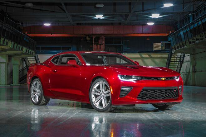 Available NOW! 2016 Chevrolet Camaro Coupe