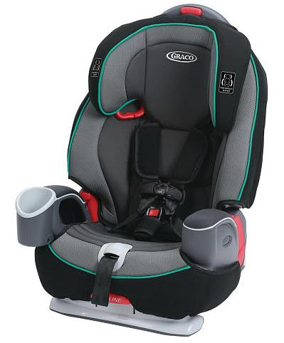 Graco Nautilus 65 LX 3-in-1 Car Seat