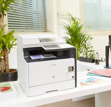 Canon ImageCLASS MF8580CDW Color Laser Multifunction Machine