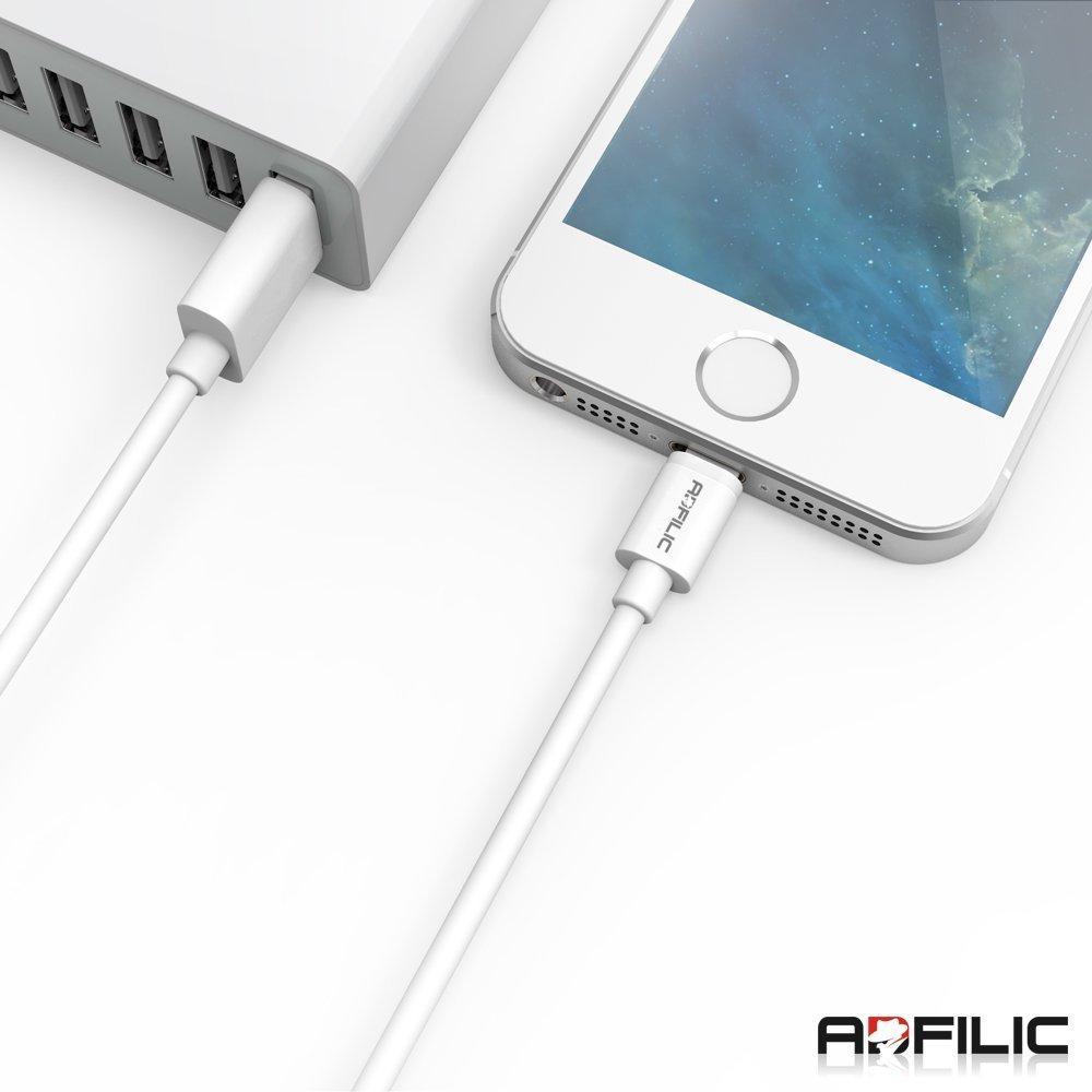 Adfilic 3.3FT Apple MFi Certified Lightning Cable