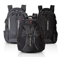 Up to 60% Off Select SwissGear Laptop Backpacks @ Amazon.com