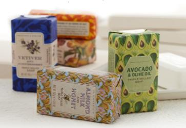 Crabtree & Evelyn Select Bar Soaps