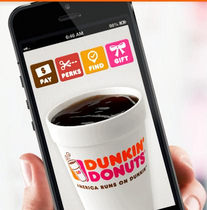 Free $10 Dunkin Donuts Bonus With Over $25 Purchase with Visa Checkout on App