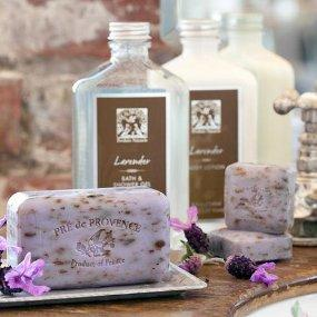 $4.17 Pre de Provence Soap Shea Enriched Everyday 250 Gram Extra Large French Soap Bar - Lavender