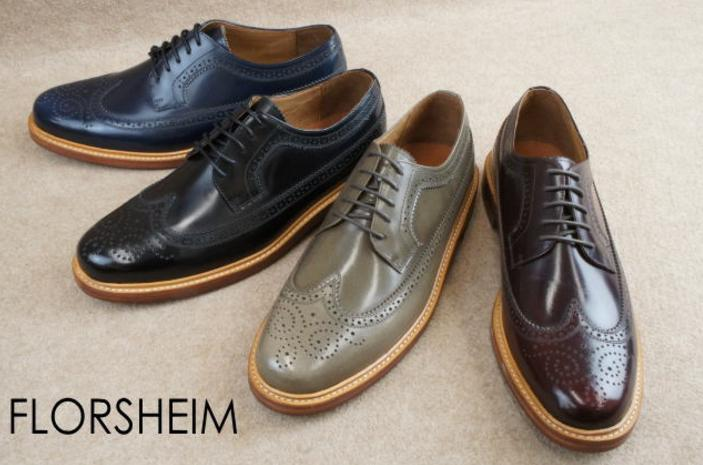 Up to 40% Off+Extra 20% Off Clearance Items @ Florsheim