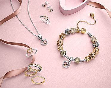 From $25 Valentine's Gifts @ Pandora