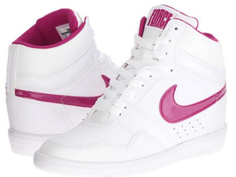 Nike Force Sky High Sneaker Wedge On Sale @ 6PM.com
