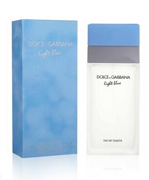 Dolce & Gabbana Women's Light Blue 3.4oz Eau De Toilette Spray