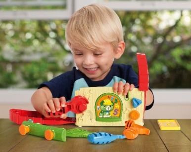 LeapFrog Scout's Build and Discover Tool Set @ Amazon