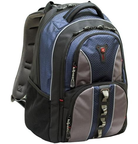 Swiss Gear COBALT Computer Backpack+ $25 Promo eGift Card