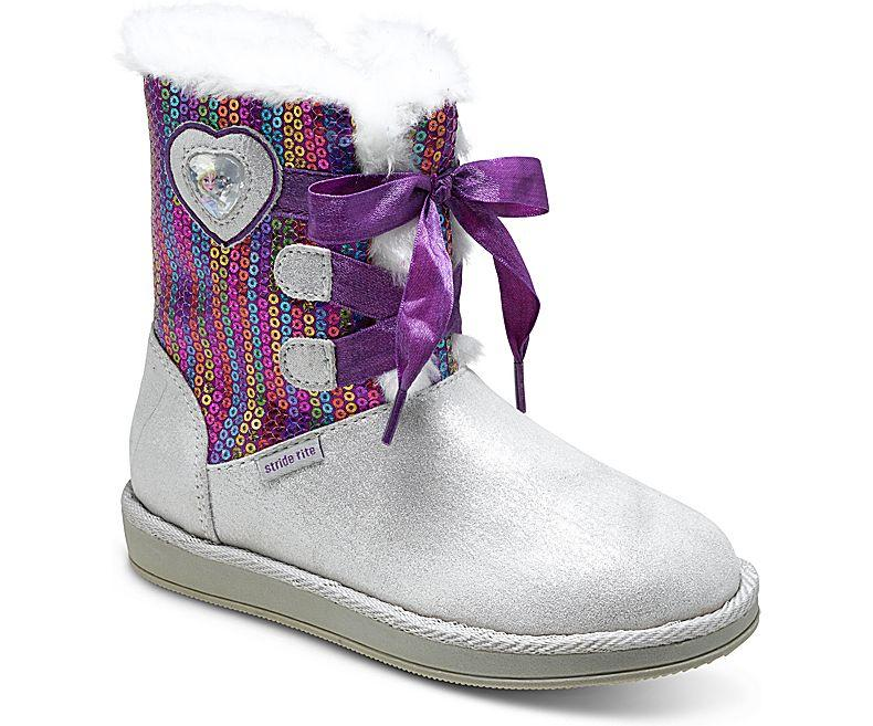 Stride Rite Disney Frozen Cozy Boot Sale @ Stride Rite
