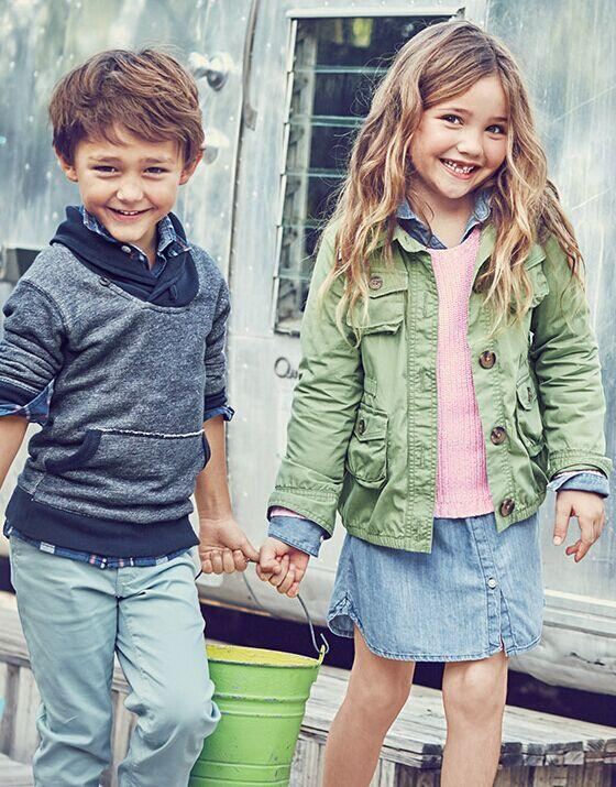 40-50% Off + Up to 20% Off Entire Site @ OshKosh BGosh