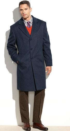 Michael Kors Madison Cashmere-Blend Overcoat