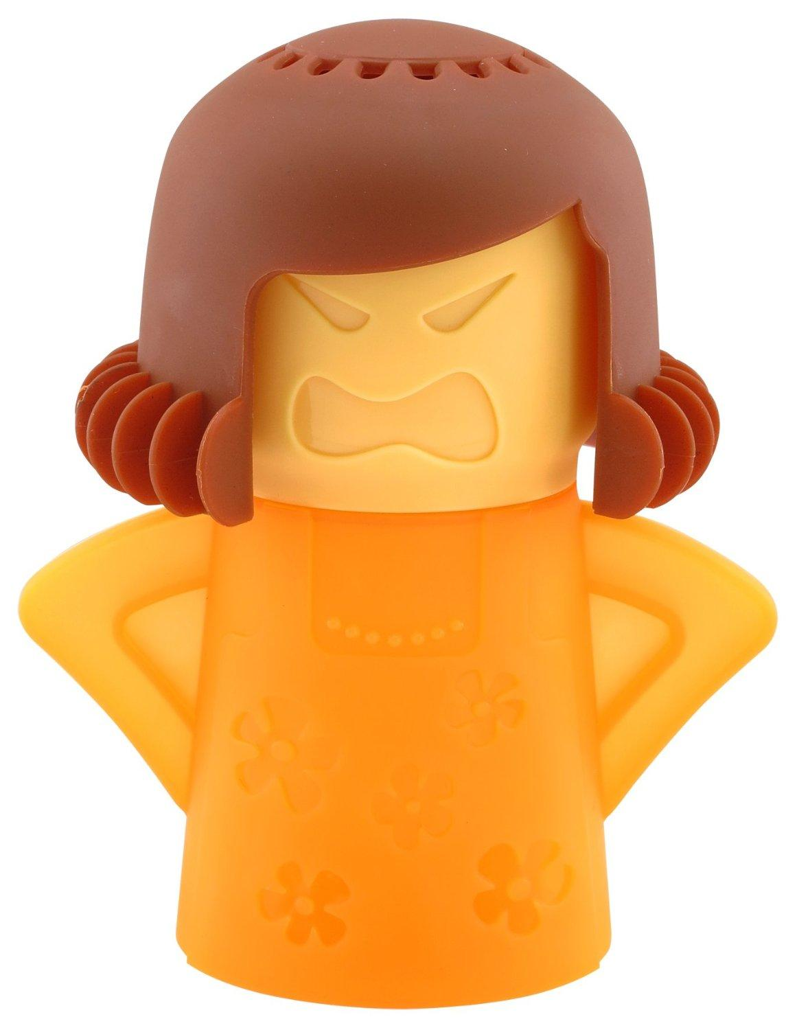Kitchen Gizmo Angry Mama Microwave Cleaner