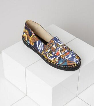 KENZO Flying Tiger Espadrilles @ shopbop.com