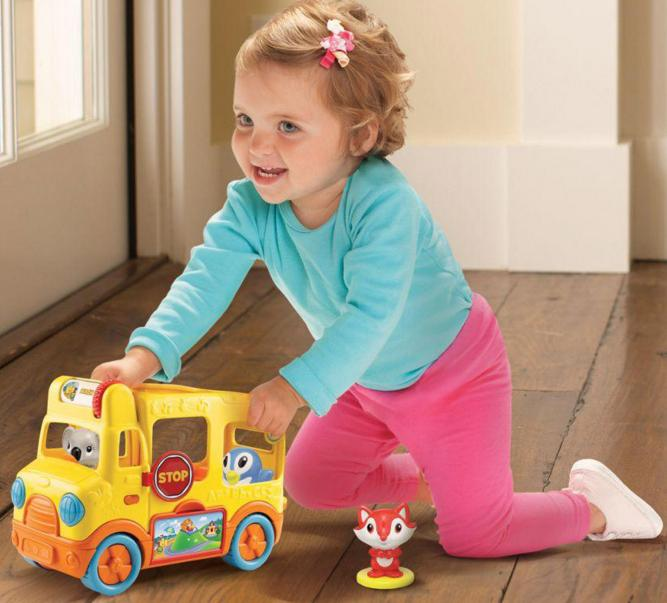 LeapFrog Learning Friends Adventure Bus @ Amazon