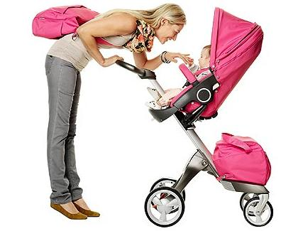 Up to $900 Gift Card with Stokke Stroller and Chair Purchases @ Saks Fifth Avenue