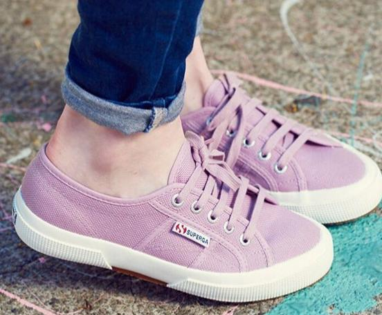 Up to 70% Off Superga Sneakers On Sale @ 6PM.com
