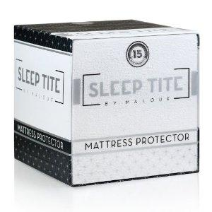 $33.99 SLEEP TITE Hypoallergenic 100% Waterproof Mattress Protector