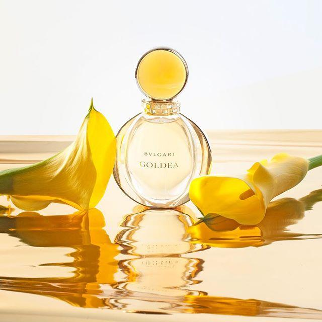 New Release Bvlgari launched new Goldea Eau de Parfum