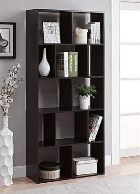 Mainstays Home 12-Shelf Bookcase