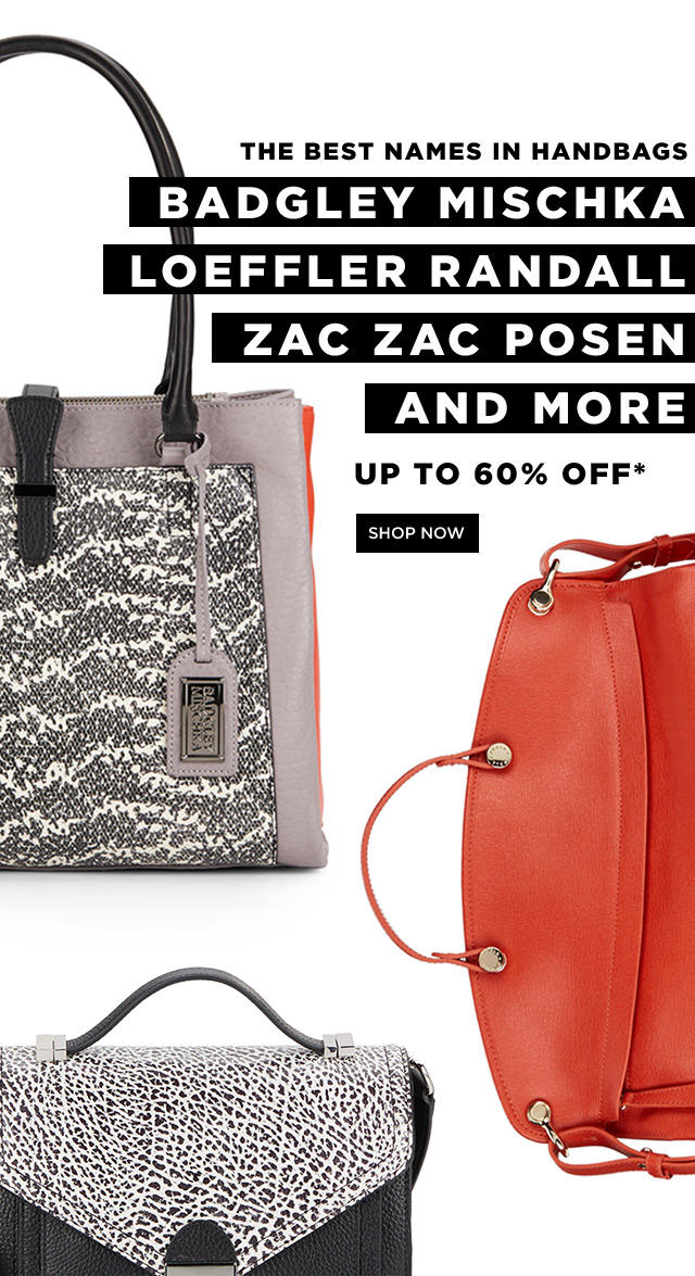 Up to 70% Off Handbags On Sale @ Saks Off 5th