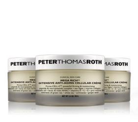 3 For $88 ($360 Value)Mega-Rich Intensive Anti-Aging Cellular Creme Trio @ Peter Thomas Roth