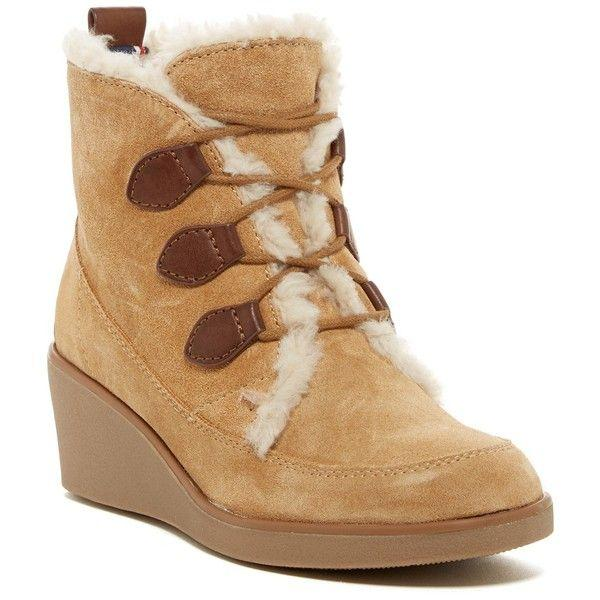Tommy Hilfiger Eddan Women's Wedge Booties