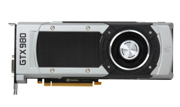 EVGA GeForce GTX 980 4GB SC GAMING