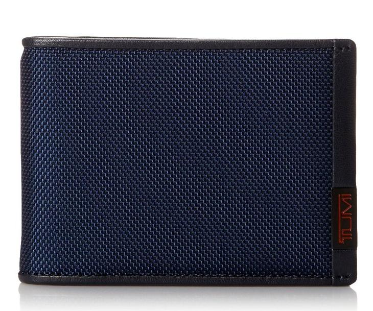TUMI Men's Alpha Money Clip