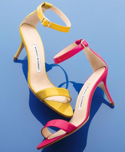 68% Off Manolo Blahnik Women's Shoes On Sale @ Saks Off 5th