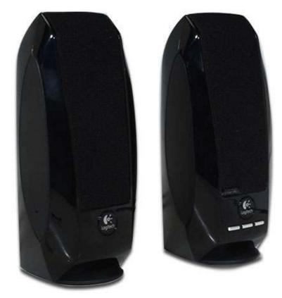 Logitech S-150 USB Digital Speaker - 1.2 Watts RMS Power