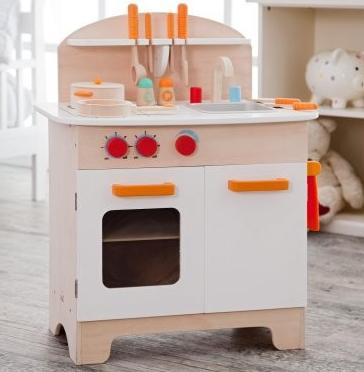 Hape Playfully Delicious Gourmet Kitchen @ Amazon