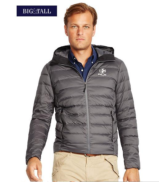 QUILTED DOWN JACKET @ Ralph Lauren