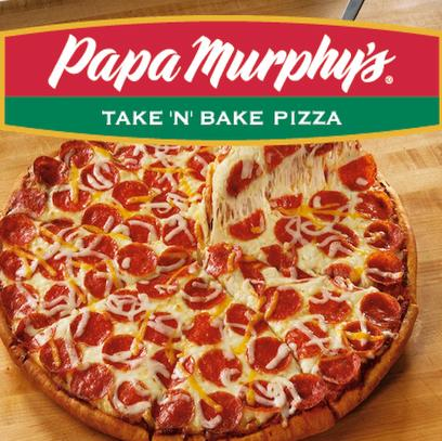 50% off online Pizza orders @ Papa Murphy's