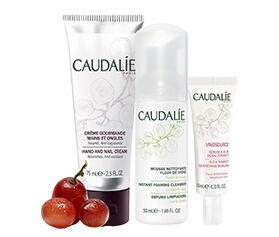 Free 3 Pc Gift with $75 Purchase @ Caudalie