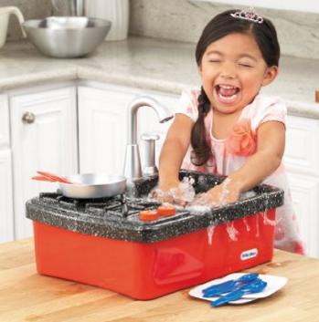 Little Tikes Splish Splash Sink & Stove @ ToysRUs