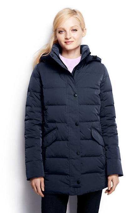 Lands End Women's Premier Down Parka