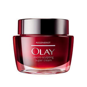 $11.15 Olay Regenerist Micro-Sculpting Face Cream Moisturizer, Fragrance-Free 1.7 oz.