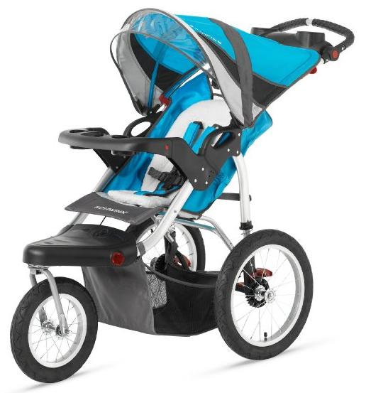 Schwinn Discover Single Swivel Stroller @ Amazon