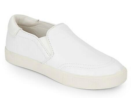 Ash Impulse Leather Slip-On Sneakers @ Saks Off 5th